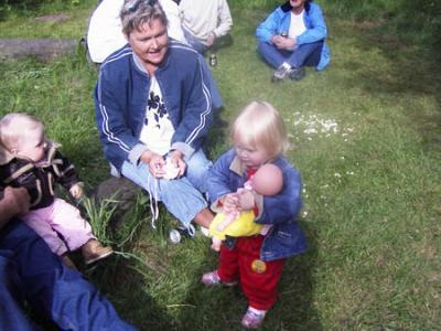 Familie Week-end 30 maj 2004 13