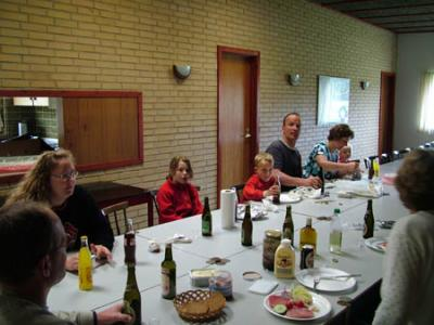 Familie Week-end 30 maj 2004 32