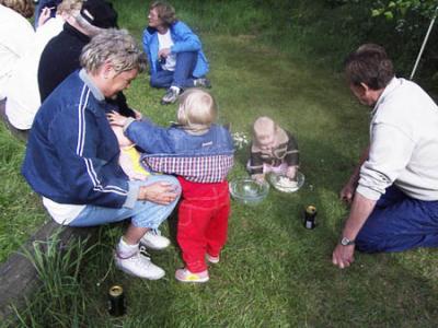 Familie Week-end 30 maj 2004 5