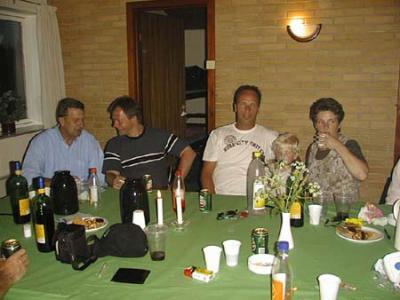 Familie Week-end 31. maj 2003