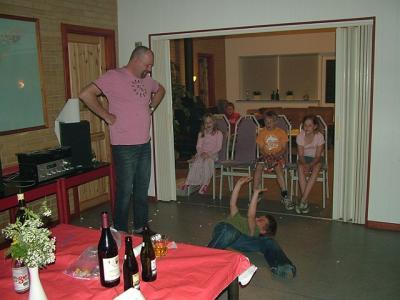 Familie Week-end juni 2007 122