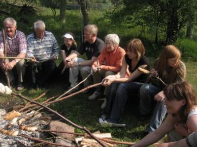 Familie Week-end maj 2005 39