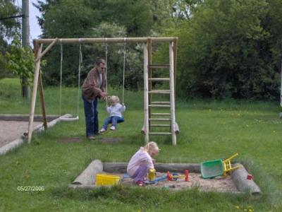 Familie Week-end maj 2006 22