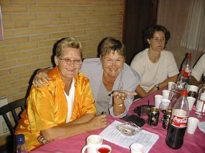 Familie Week-end 19. august 2000