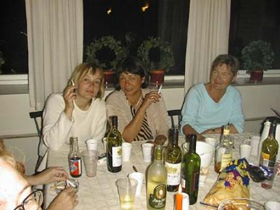 Familie Week-end 25. maj 2002