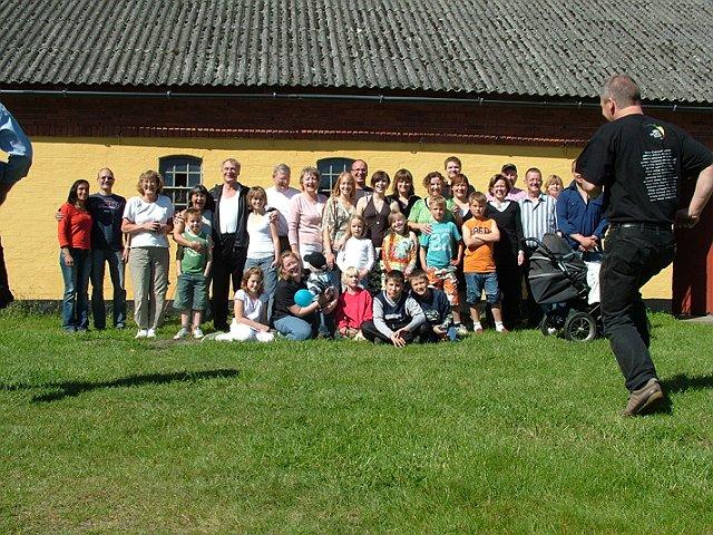 Familien Kirkedal